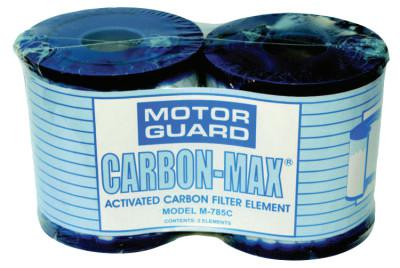 MOTORGUARD Filter Elements, Carbon Max Replacement Filter