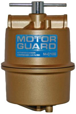 MOTORGUARD Compressed Air Filters, 1/2 in (NPT), Carbon, Plasma Machines