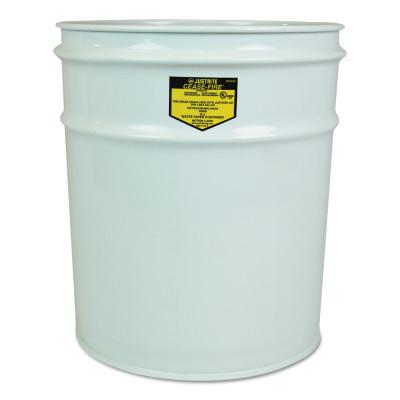 JUSTRITE Cease-Fire Parts - Drums Only, 4 1/2 gallon