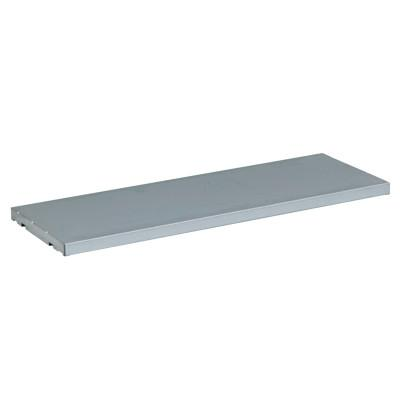 JUSTRITE SpillSlope Shelves For Safety Cabinets, 39 in x 18 in x 2 in, Galvanized Steel