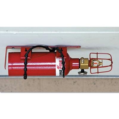 JUSTRITE Fire Protection Systems, 4 through 16 Drum Lockers, 15.35 lb Cap. Wt.