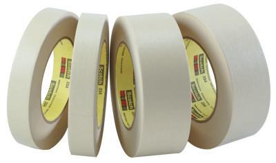 3M OH&ESD 234 Series General Purpose Masking Tapes, 3/4 in x 55 m, Tan
