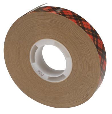 3M INDUSTRIAL Scotch A.T.G. Adhesive Transfer Tape 924, 1/2 in X 36 yd