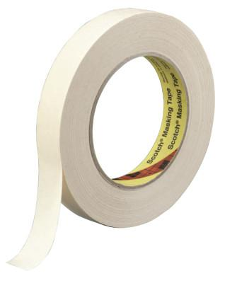 3M INDUSTRIAL Scotch Paint Masking Tapes 231, 12 mm X 55 m