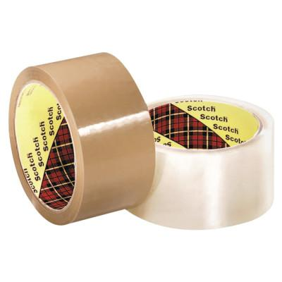 3M INDUSTRIAL Scotch® Industrial Box Sealing Tapes 371, 48mm x 50 m, Clear