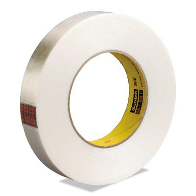 3M INDUSTRIAL Scotch Filament Tapes 898, 1.89 in x 60 yd, 380 lb/in Strength