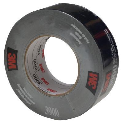 3M ABRASIVE Duct Tapes 3900, Black, 5 1/2 in x 5 1/2 in x 7.7 mil