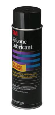3M INDUSTRIAL Silicone Lubricants, 13.25 oz