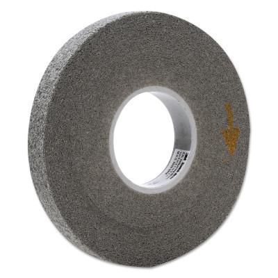 3M™ ABRASIVE Scotch-Brite EXL Deburring Wheels, 9-SF, 8X1X3, Fine, 4,500 rpm, Silicon Carbide
