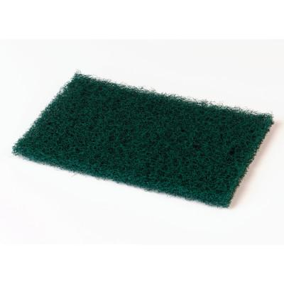 3M ABRASIVE Scotch-Brite™ Heavy-Duty Commercial Scouring Pad, Green