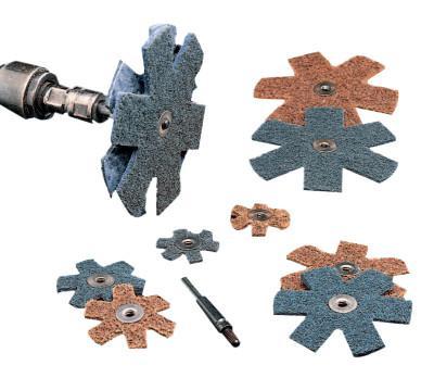 Non Woven Star Abrasives