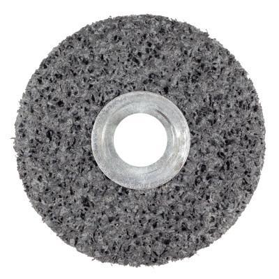 3M ABRASIVE Scotch-Brite Clean and Strip Unitized Wheels, Extra Coarse, Silicon Carbide