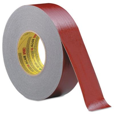 3M™ ABRASIVE Performance Plus Duct Tapes 8979N, Nuclear Red, 1.88 in x 60 yd x 12.1 mil