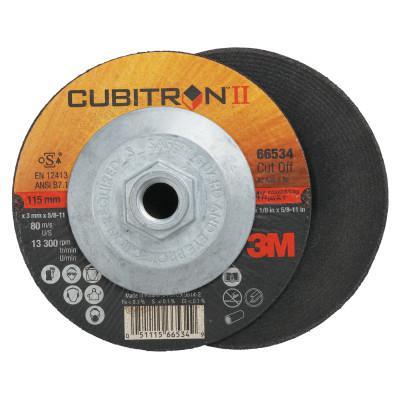 3M ABRASIVE Flap Wheel Abrasives, 36 Grit, 13,300 rpm