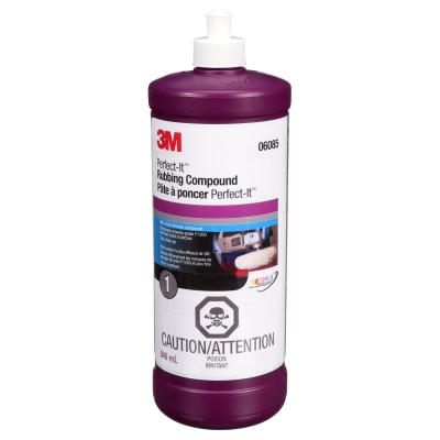 3M ABRASIVE Perfect-It Rubbing Compounds, 32 oz Bottle