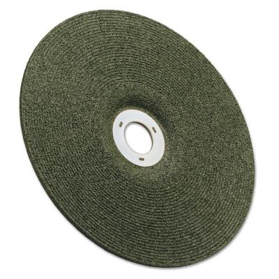 3M™ ABRASIVE Green Corps Wheel, 4 1/2 in Dia, 1/8 in Thick, 7/8 Arbor, 36 Grit Ceramic