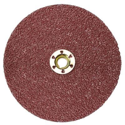 3M™ ABRASIVE Cubitron II Fibre Discs 982C, Shaped Ceramic Grain, 4-1/2 in Dia., 36 Grit