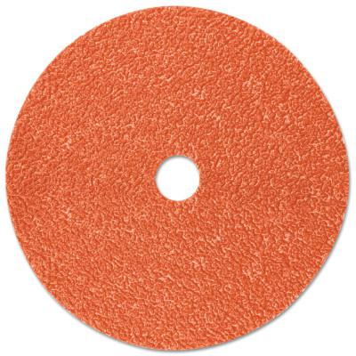3M™ ABRASIVE Cubitron II Fibre Discs 987C, Precision Shaped Ceramic Grain, 7 in Dia., 36 Grit