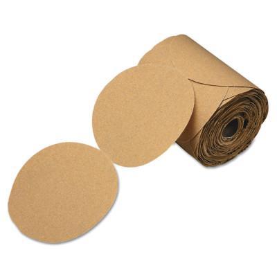 3M™ ABRASIVE Stikit Gold Disc Rolls 216U, Aluminum Oxide, 5 in Dia.