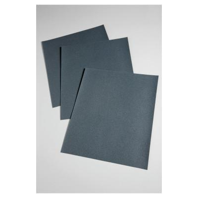3M ABRASIVE Wetordry 431Q Paper Sheets, Silicon Carbide, 400 Grit, 11 in Long