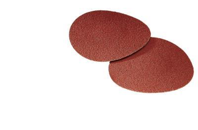 3M™ ABRASIVE Roloc Discs 963G, Ceramic/Regular Alumina Mix, 3 in Dia., 80 Grit, Roll On Mount