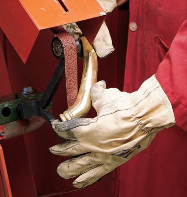 3M Abrasive Cloth Belts 241D, 2 in X 60 in, 80, Aluminum Oxide