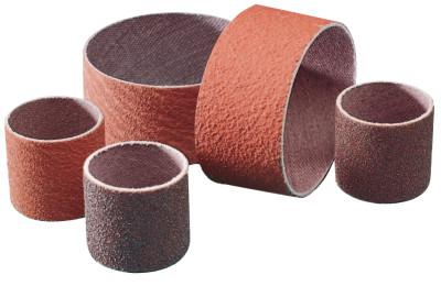 3M ABRASIVE Regalite Polycut Coated-Cotton Cartridge Sleeve; Abrasive Evenrun Bands 747D