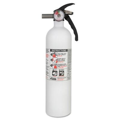 KIDDE Mariner Fire Extinguishers, Class B and C Fires, 2 3/4 lb Cap. Wt.