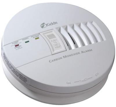 KIDDE Carbon Monoxide Alarms, Carbon Monoxide, Electrochemical