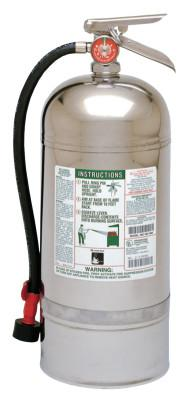 KIDDE Kitchen Class-K Fire Extinguishers, For Class K Fires, 12.68 lb Cap. Wt.