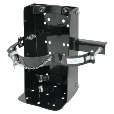 KIDDE Vehicle Brackets, Steel, Black, 15 lb