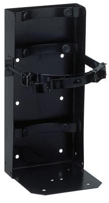 KIDDE Vehicle Brackets, Metal, Running Board Bracket for 10 lb Units