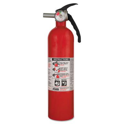 KIDDE Kitchen/Garage Fire Extinguishers, Class B and C Fires, 2.9 lb