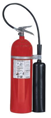 KIDDE ProLine Carbon Dioxide Fire Extinguishers - BC Type, 15 lb Cap. Wt.