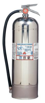 KIDDE ProLine Water Fire Extinguishers, For Common Combustibles