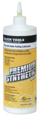 KLEIN TOOLS Wire-Pulling Lubricants, 1 qt Bottle