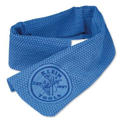 KLEIN TOOLS Cooling Towel, Blue