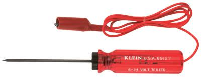 KLEIN TOOLS Low-Voltage Testers, 24 VAC/VDC