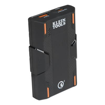 KLEIN TOOLS Portable Rechargeable Battery, 10050mAh