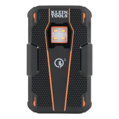 KLEIN TOOLS Portable Jobsite Rechargeable Battery, 13400mAh
