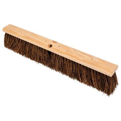 PFERD Heavy Floor Sweeps, 24 in Hardwood Block, 4 in Trim, Palmyra