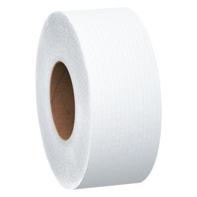 "KIMBERLY-CLARK PROFESSION Kleenex Cottonelle JRT Jr. Roll Tissue, 2-Ply, 7.9""dia, 750ft"