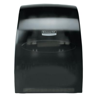 KIMBERLY-CLARK PROFESSION In-Sight Sanitouch Hard Roll Towel Dispensers, , Plastic, Smoke