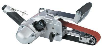 DYNABRADE Dynabelter Abrasive Belt Machines, 30 in x 1 in-2 in Belts, 2 hp