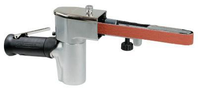 DYNABRADE Dynafile II Abrasive Belt Machines, 18 in x 3/4 in Belts, 1/2 hp
