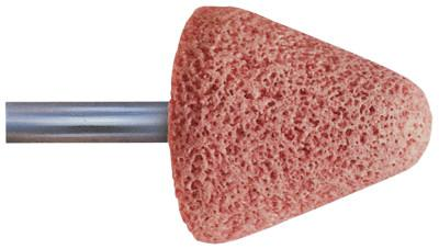 "PFERD Series A Shank Vitrified Mounted Point Abrasive Bits, A4, 1 1/4"", 30, O"