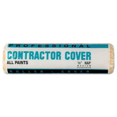 BESTT-LIEBCO Contractor Knit Covers, 9 in, 1/2 in Nap, Knit Polyester