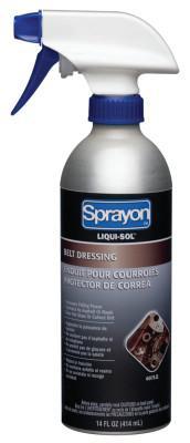 SPRAYON Liqui-Sol Belt Dressings, 14 oz Trigger Spray Can