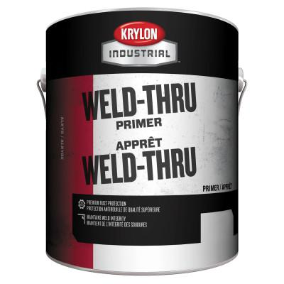 KRYLON Weld-Thru Primer, 1 gal, Black, Flat