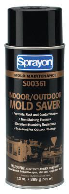 SPRAYON Indoor/Outdoor Mold Savers, 13 oz, Aerosol Can
